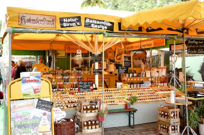 Holunderstandl Viktualienmarkt, foodhunter