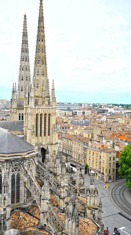 Kathedrale Saint-Andre Bordeaux, foodhunter