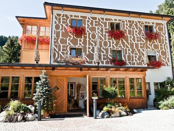 Pustertal, Restaurant Schoeneck, foodhunter