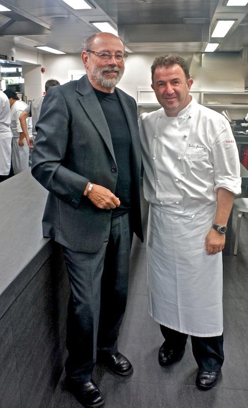 san sebastian, Martin Berasategui, foodhunter