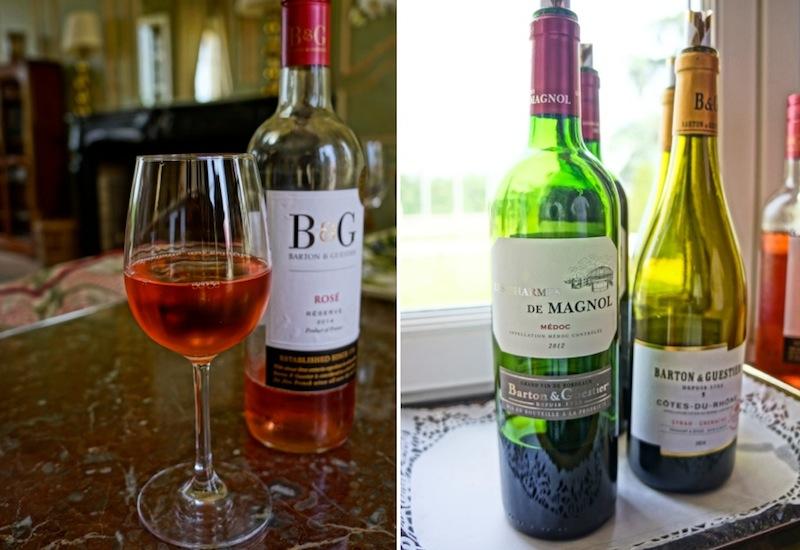 Chateau Magnol Bordeaux, Barton & Guestier, foodhunter