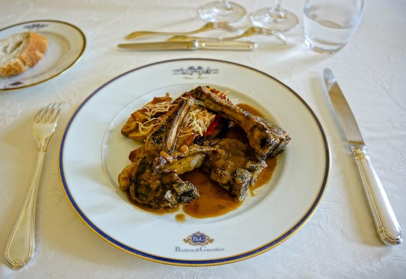 Chateau Magnol Bordeaux, foodhunter