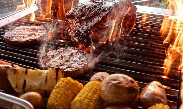 Grillfleisch, Foto Foodhunter