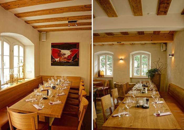 Halbstueck Pfalz, Restaurant Pfalz, Essen Bissersheim