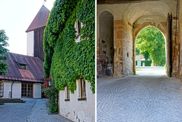 Schloss Neuburg Hoftaverne, Hoftaferne Schloss Neuburg, Restaurant Passau Schloss