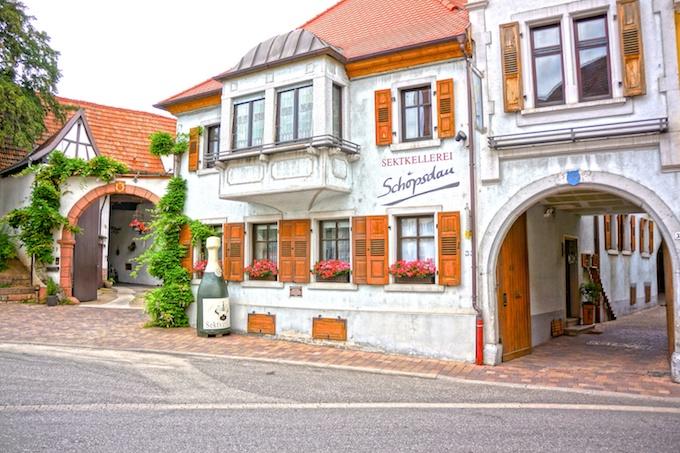 Schoepsdau Sekt Pfalz Maikammer, foodhunter