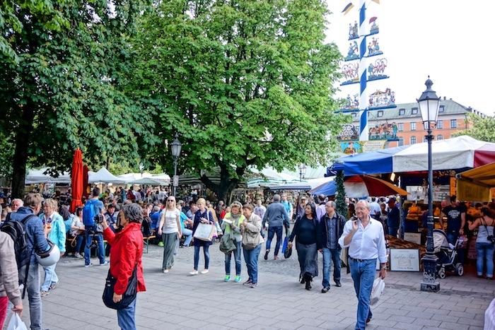 Viktualienmarkt, foodhunter