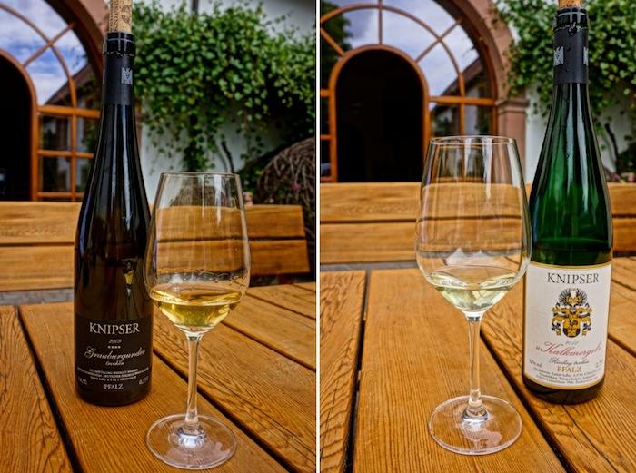 Weingut Knipser Pfalz, Kalkmergel Riesling, Grauburgunder Knipser, foodhunter