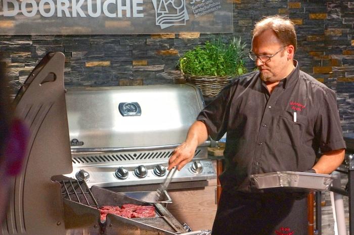 Beef Tatar, Heiko Brath Grillen