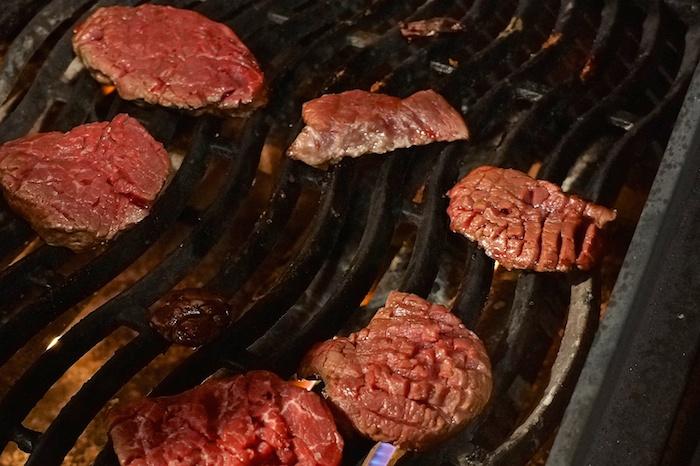 Beef Tatar vom Grill, Heiko Brath