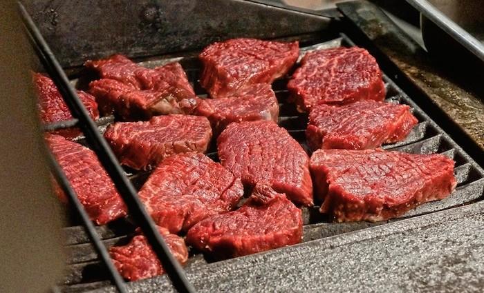 Beef Tatar vom Grill – Rezept Heiko Brath