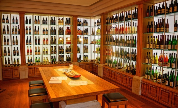 Weinkammer in Maikammer