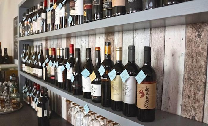 Wein-Musketier. Weineinkauf mit Charme