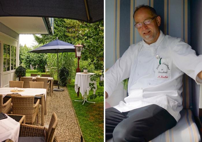 Landhotel Kucher Eifel, Martin Kucher, foodhunter