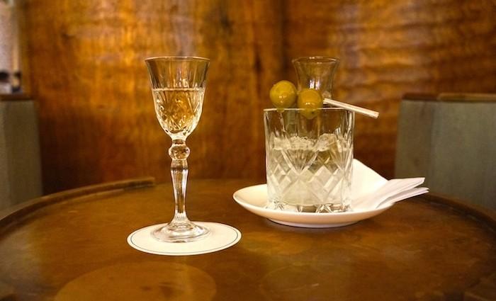 Martini gerührt – nicht geschüttelt