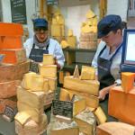 Neal's Yard Dairy. Britanniens beste Käse