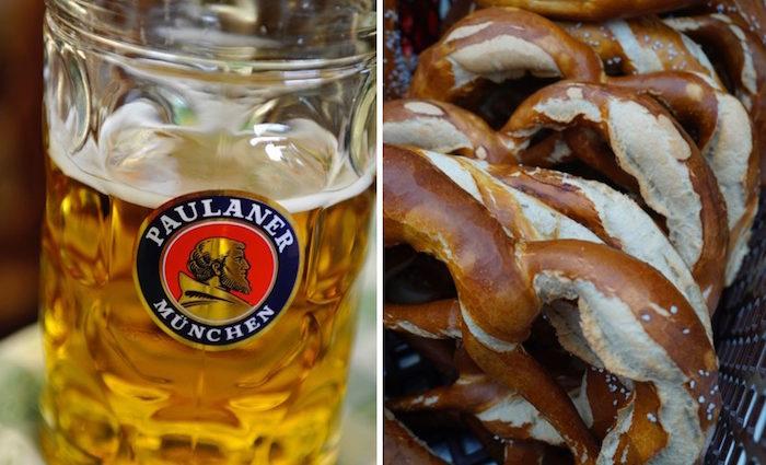 Bayern, Bier und die 'heilige' Brezn