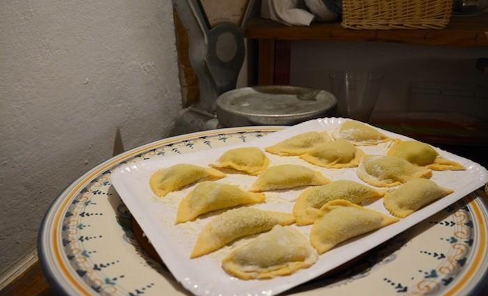 Pasta della Toscana - ein Originalrezept