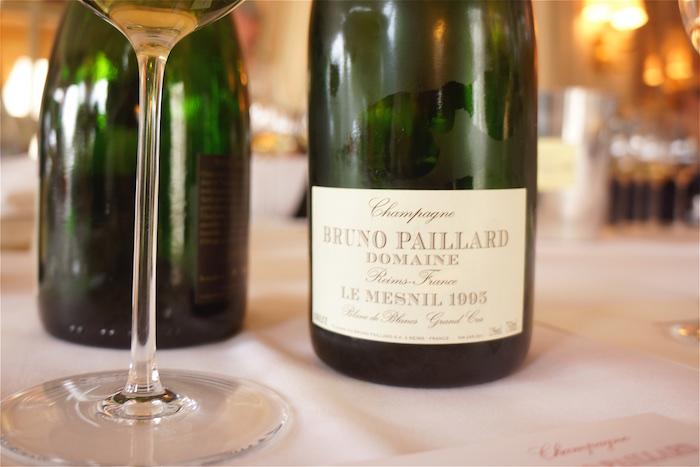 Bruno Paillard Champagner