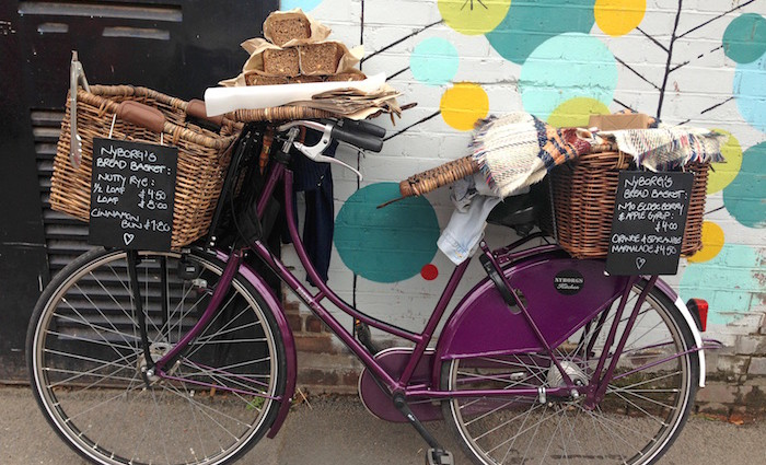 Sara Nyborg - Brot macht erfinderisch