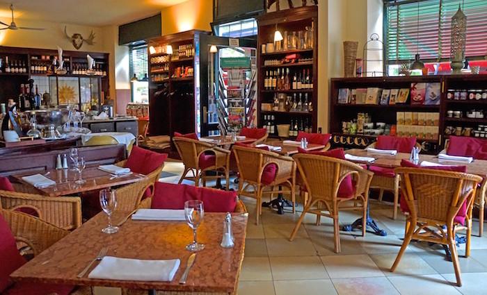 Ewige Liebe: Restaurant Gandl