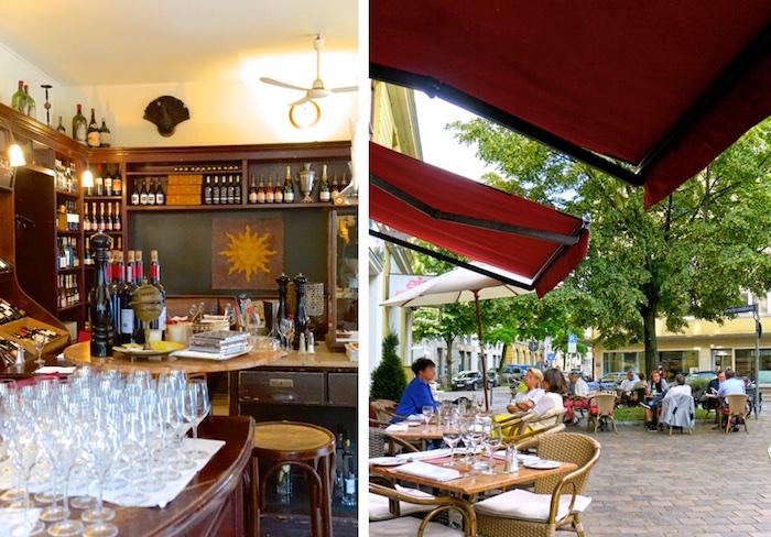 Gandl Restaurant Muenchen