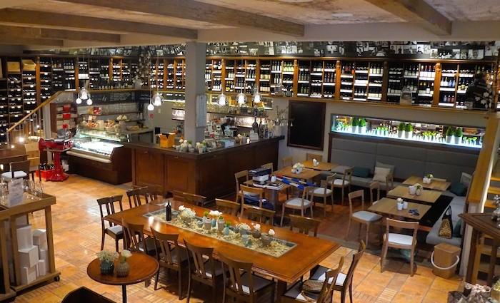 Döllerers Weinhandelshaus und Enoteca