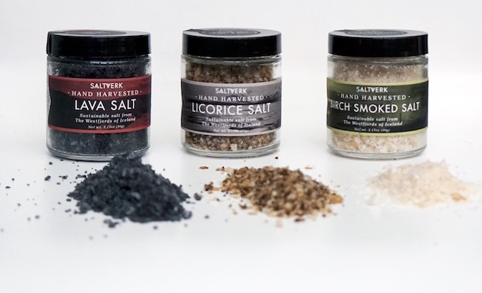 Saltverk - Salz aus Island