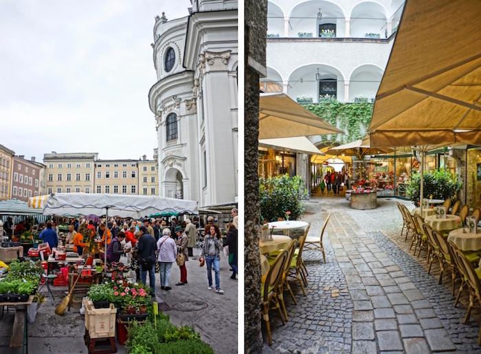 Salzburg Gruenmarkt