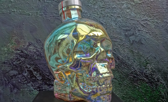 Crystal Head Aurora – schimmernde Vodka Edition