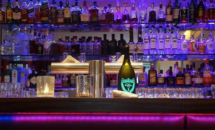 Dom Pérignon Luminous Label - lässt Nächte leuchten