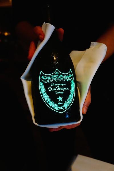 Dom Perignon Vintage 2004 Luminous Label