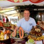 Exoten Müller: Rambutan, Sapodilla, Curuba & Co