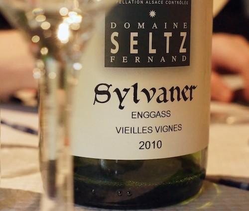 Elsass Wein