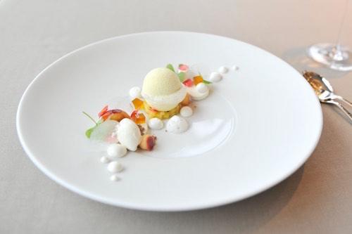 Dessert von Sebastian Zier