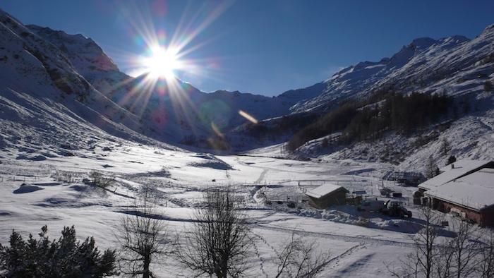 Hotel Fex im Oberengadin. Das stille Paradies
