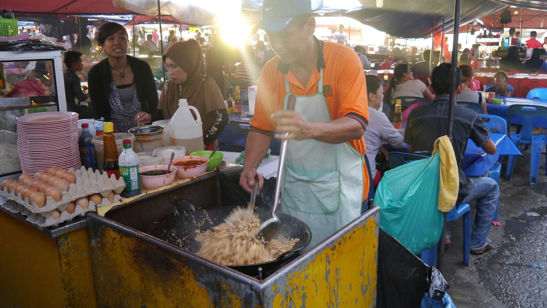 Kota_Kinabalu_food_market