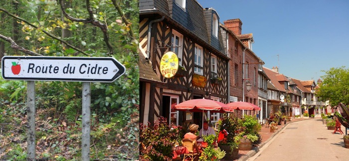 Blütezeit Normandie