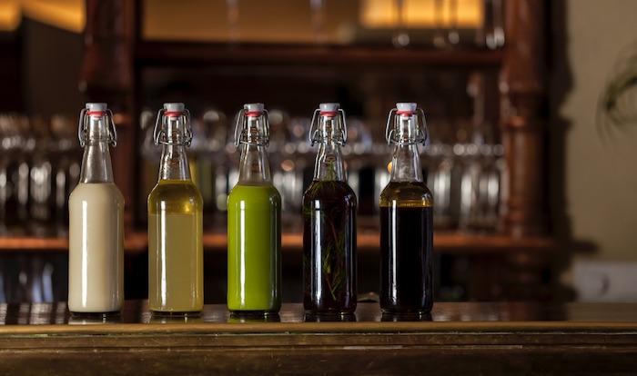 Saft statt Wein in der Top-Gastronomie