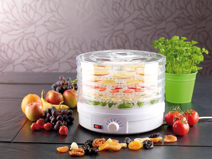 Machen Sie Lebensmittel lange haltbar - auch perfekt für leckere Apfelringe