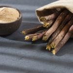 Kochen mit Lakritz: raffiniert Süßholz raspeln