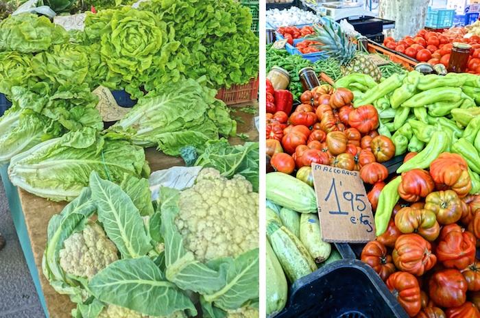 Wochenmärkte Mallorca