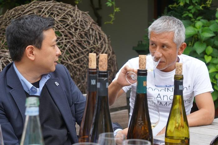 Japan Pfalz Wein