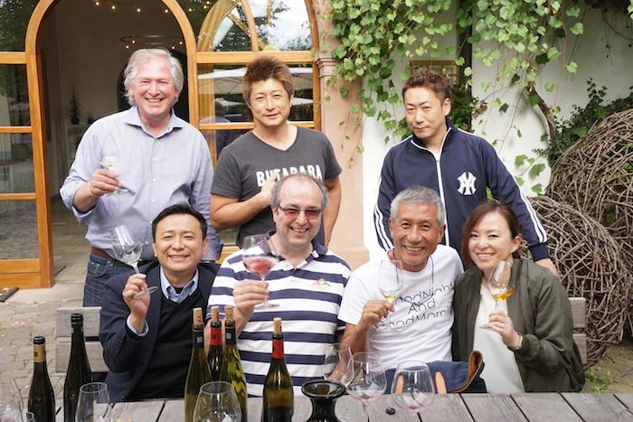 Japan Pfalz Weingut Knipser