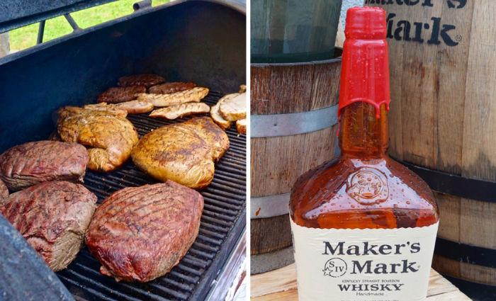 Grillen mit Maker's Mark: BBQ Sauce, Chutney und Marinade