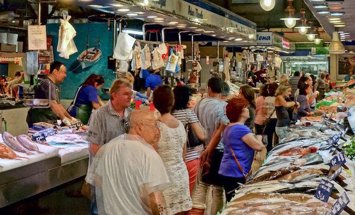 Mercat de l'Olivar - Palma de Mallorca