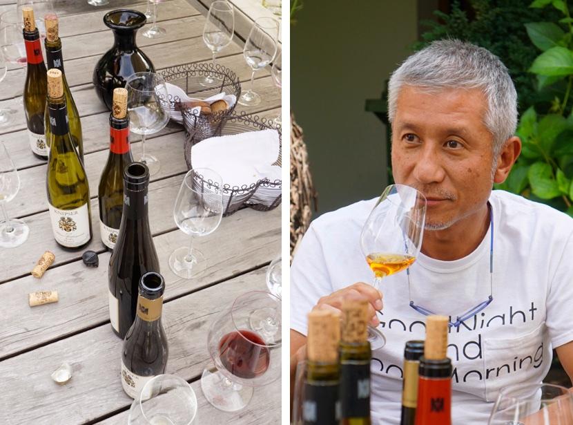 Pfalz Japaner Weingut Knipser