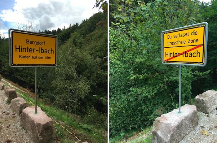 Bader Alm Bergdorf Hinter Ibach
