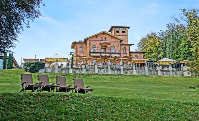 Restaurant Villa Am See Tegernsee