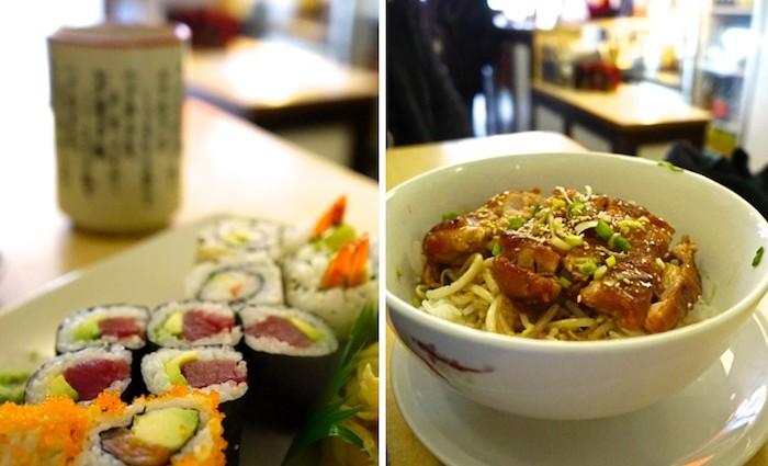 Musashi - Sushi in Berlin